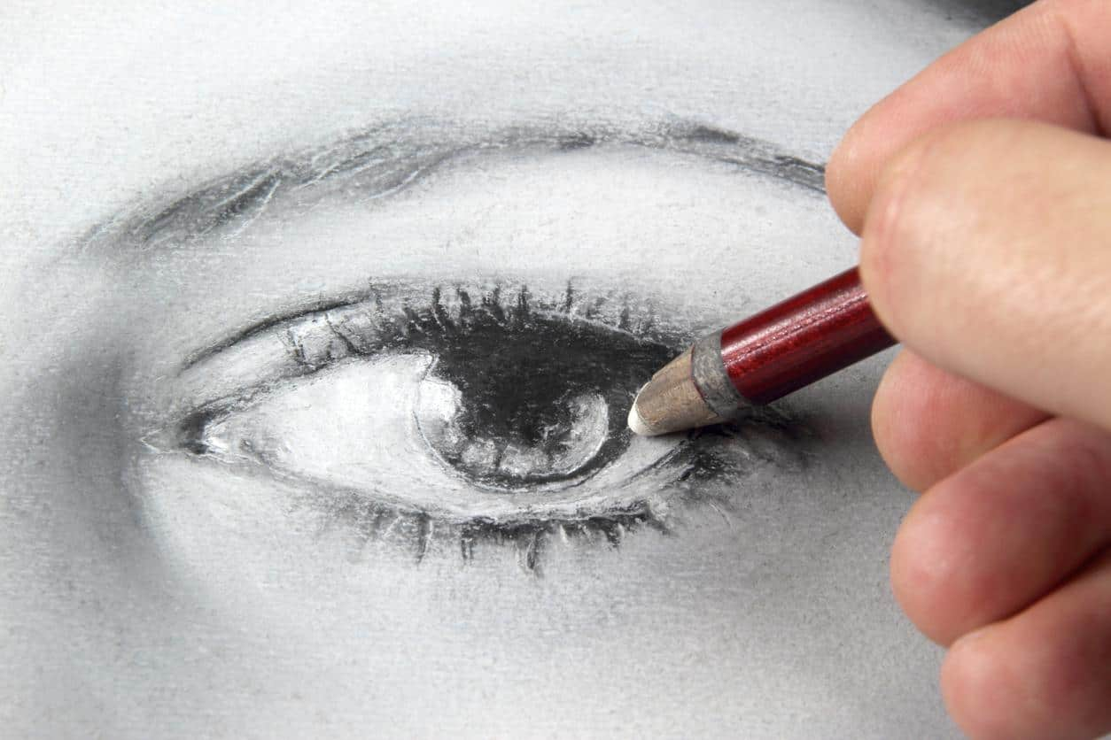 Pencil Sketch: Know The Scope For A Competitive Career